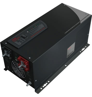 Pure Sine Wave inverter/charger 3048